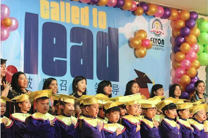 Elyon Christian School Surabaya Graduation Day