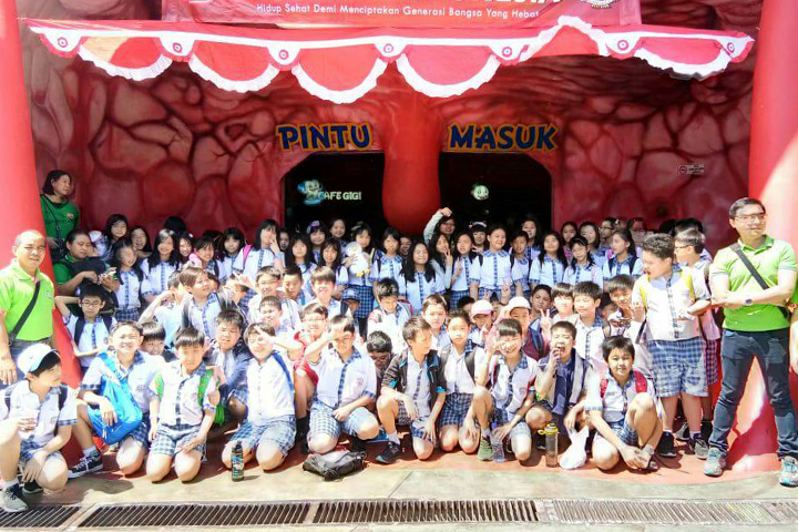 Primary 5 & 6 Fieldtrip to Museum Tubuh