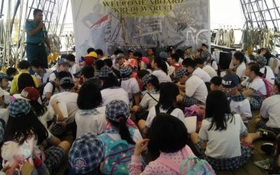 Primary 5 Field Trip to Amartim TNI AL