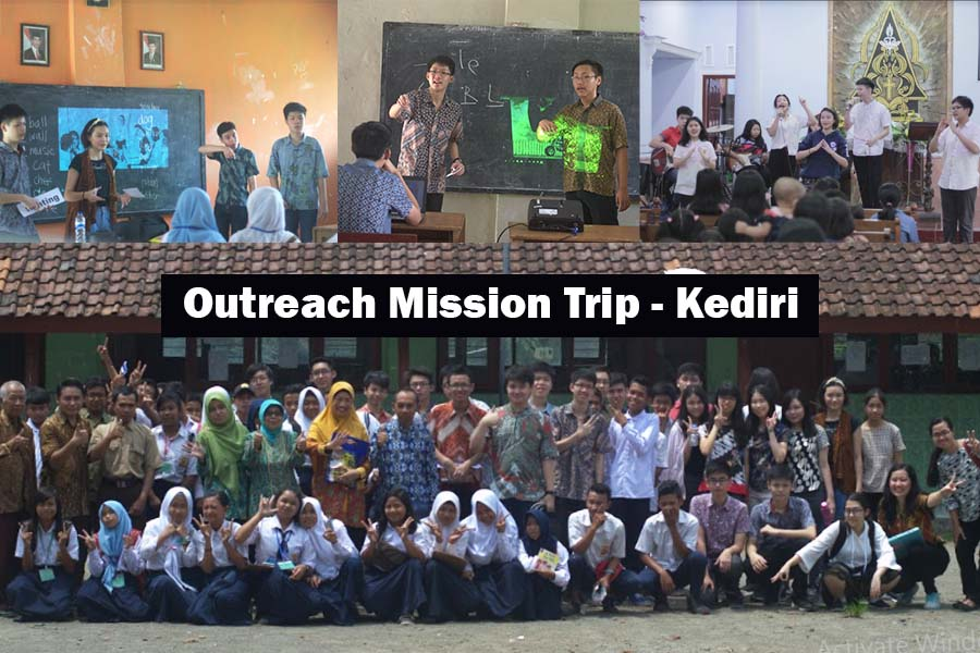 Outreach Mission Trip by High School Students