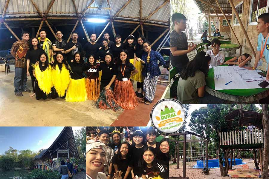 Rural Empowerment and Development Program, Thailand
