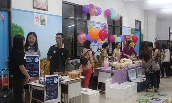 Food and Beverage bazaar