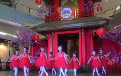Spring Festival at Ciputra World