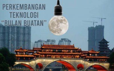 """Perkembangan Teknologi """"Bulan Buatan"""" (LV Class: Inquisitiveness)"""
