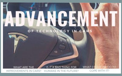 Advancement Technology in Car (LV Class: Inquisitiveness)
